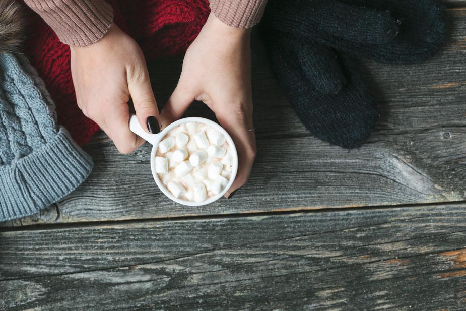 Рецепт самого вкусного какао с маршмеллоу